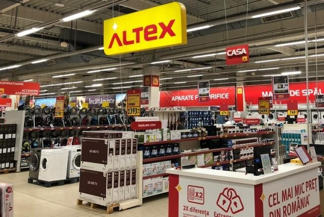 Altex și Auchan încheie o înțelegere. Ce schimbari apar in magazinele din Ploiesti