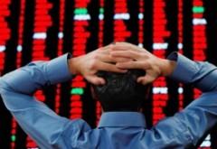 ȘOC la Bursa de pe Wall Street - a înregistrat cea mai mare scădere zilnică de după criza financiară din 2008