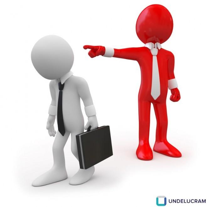 Concedierea: Poate un salariat să fie dat afară de pe o zi pe alta?