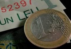Euro a atins un nou nivel record. Specialistii spun ca urmeaza CRIZA
