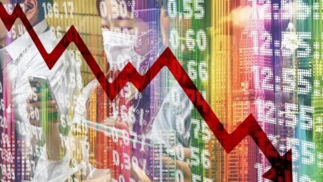Urmeaza o criza de proportii. Cea mai mare contracție a economiei după cel de-al Doilea Război Mondial