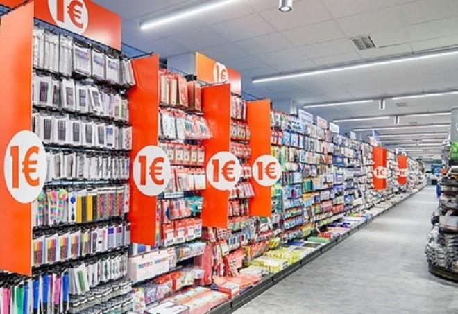 Lanțul de magazine TEDi, unul dintre cele mai mari din Germania, care vinde la 1 euro, intră în România