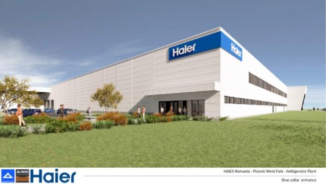 800 de noi locuri de munca, in Prahova: Compania Haier a demarat recrutarile pentru fabrica de frigidere, din Aricestii Rahtivani