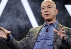 Jeff Bezos, ultimele săptămâni la conducerea Amazon. Miliardarul va demsiona din funcţie pe data de 5 iulie