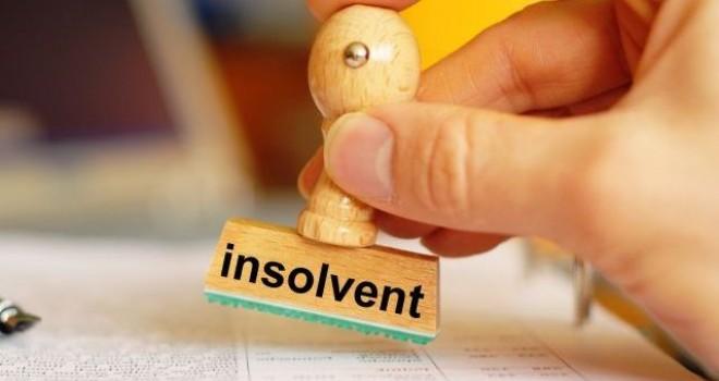 Jumătate din firmele mari din România, în pericol de insolvență