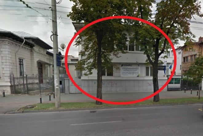 Conpet scoate la LICITATIE o cladire situata pe Bulevardul Independentei