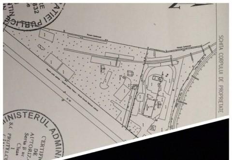 Parcul Industrial Plopeni vinde un teren intravilan de 9.200mp in Dumbravesti
