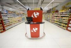 Premiera. Carrefour introduce in magazine primul produs al carui pret este stabilit de cumparatori