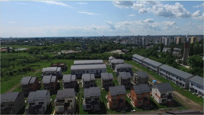 O casa pe pamant la pret de apartament de 2 camere – 48 000 de euro