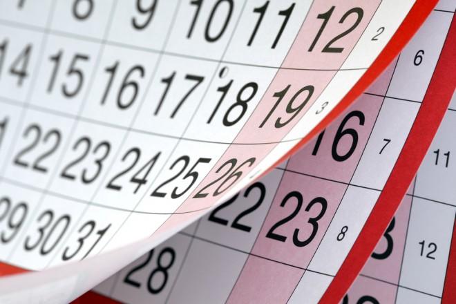 Calendarul fiscal 2017 – principalele termene de declarare şi plată a taxelor din acest an