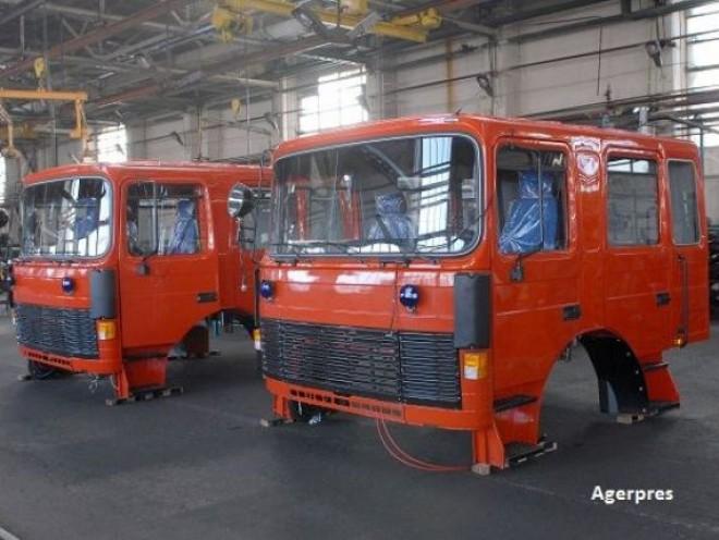 Salvarea Uzinei Roman Brasov vine din Taiwan. Asiaticii cumpara 100 de camioane romanesti cu 12 milioane de euro