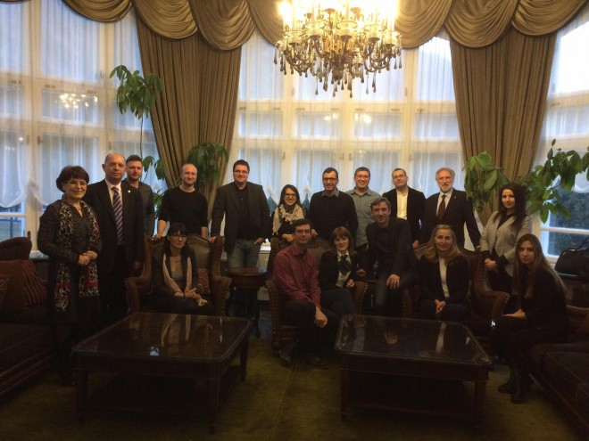 AE3R Ploiesti- Prahova, Consiliul Judetean Prahova si Primaria Ploiesti, intalnire la Sinaia pe tema eficientei energetice a cladirilor