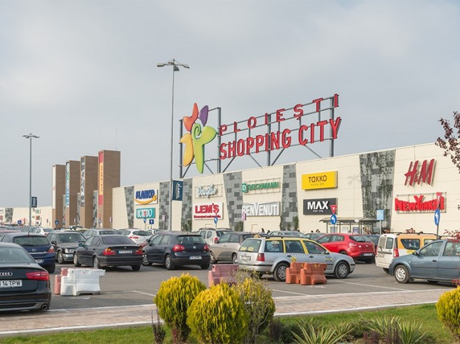 Ploiesti Shopping City va fi extins cu peste 6000 metri patrati
