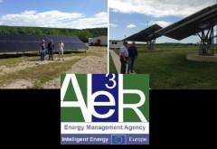 Eficiența parcurilor fotovoltaice din Prahova, evaluate de Ae3R