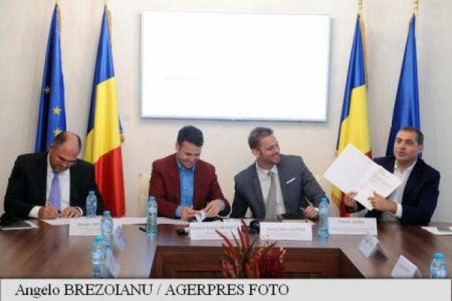 Protocol între reprezentanții autorităților locale, mediului de afaceri și domeniului bancar pentru susținerea IMM-urilor