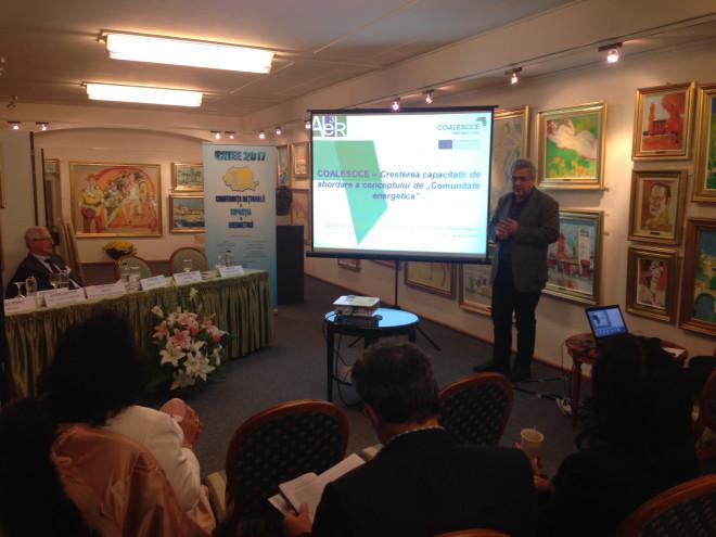 AE3R Ploiesti-Prahova a participat la Conferinta Nationala si Expozitia de Energetica - CNEE 2017, de la Sinaia