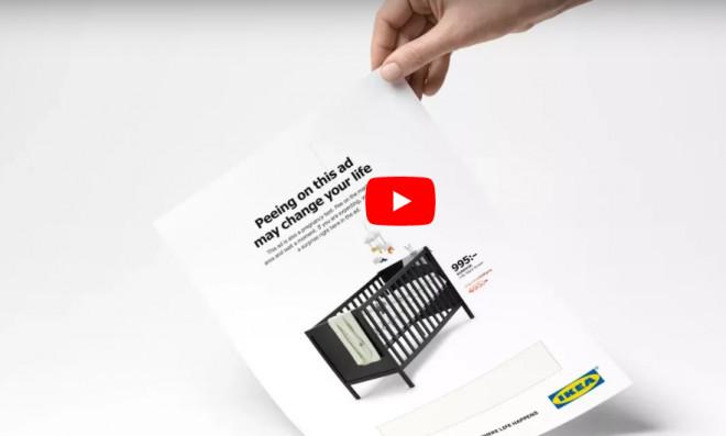Gigantul IKEA sfidează toate regulile marketingului: Ce reclamă neobișnuită a realizat
