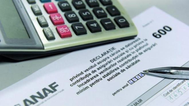 FORMULARUL 600: Ministrul Finanţelor şi preşedintele ANAF, chemaţi să dea explicaţii la Senat