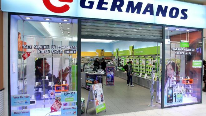 Dispar magazinele GERMANOS