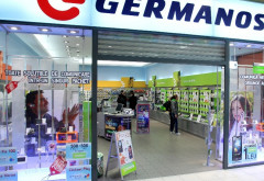 Dispar magazinele GERMANOS