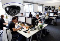 Esti antreprenor? 6 motive sa iti dotezi sediul afacerii cu un kit de supraveghere video