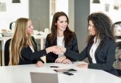Femeile sunt la putere: Dețin o treime din afacerile din România