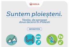 Veolia România, investiţii de peste 40 de milioane de euro pentru confortul ploieștenilor, în aproape două decenii de activitate