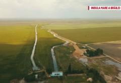 Insula Mare a Brăilei, cea mai mare fermă agricolă din Europa, ar putea fi preluată de arabi