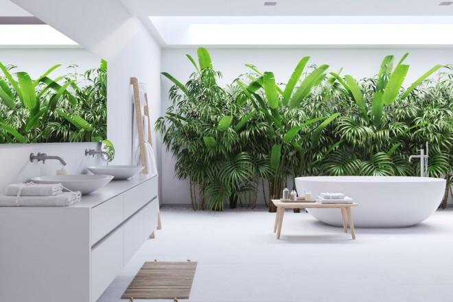 Cum sa creezi in baie o atmosfera luxoasa, personalizata, zen