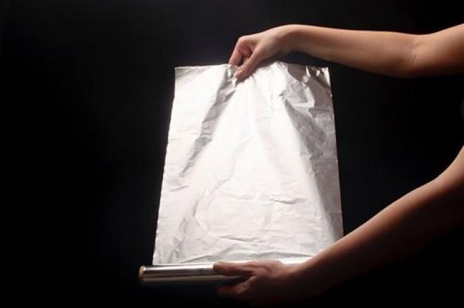 Calci rufele de 2 ori mai repede daca folosesti trucul cu folia de aluminiu. Vezi ai alte intrebuintari