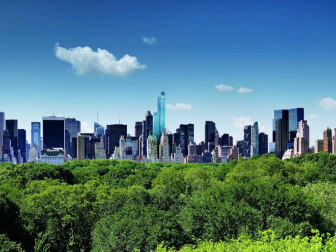 Cum arată şi cât costă cel mai scump apartament vândut vreodată în New York FOTO