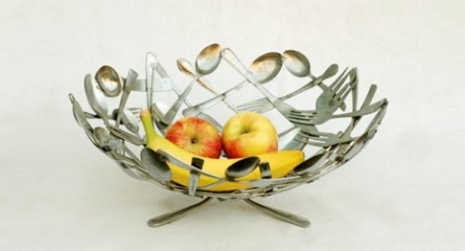 Idei ingenioase pentru ustensile de bucătărie vechi - Galerie foto