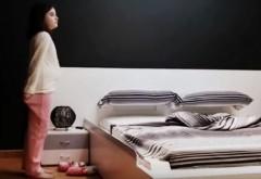 Veste bună pentru toți leneșii. Cineva a inventat patul care se strânge singur în 60 de secunde