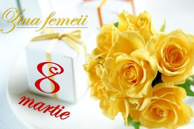 Oferta cadourilor pentru 8 Martie pe Cloe.ro