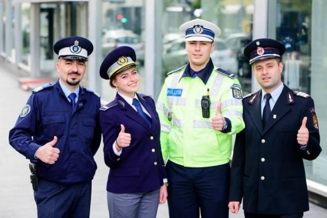 Angajări în Poliție, Jandarmerie și la pompieri. Sunt acceptaţi şi cei cu tatuaj. Vezi condiţii