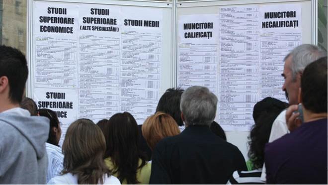 La sfârşitul acestei săptămâni, la Ploieşti şi Câmpina – Bursa generală a locurilor de muncă
