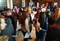 AJOFM Prahova organizează Bursa locurilor de muncă pentru absolvenţi in Ploiesti si Campina