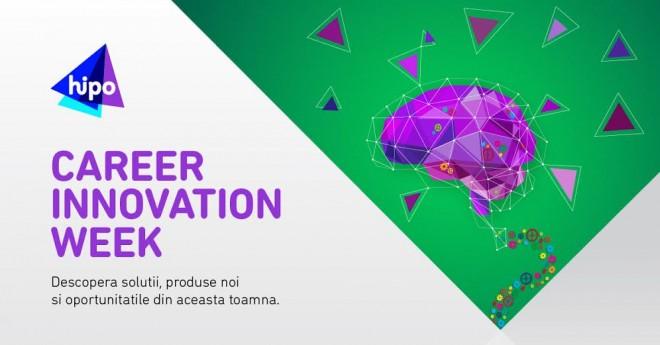 Au inceput inscrierile la Career Innovation Week 2014