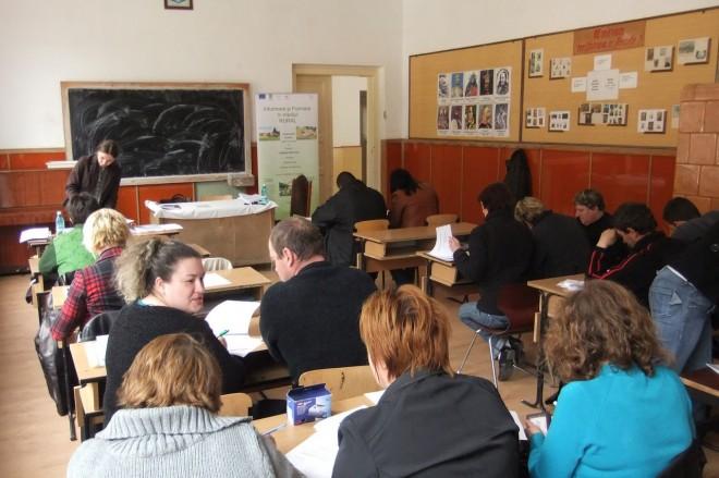 Cursuri de formare profesională, organizate de ANOFM în Prahova