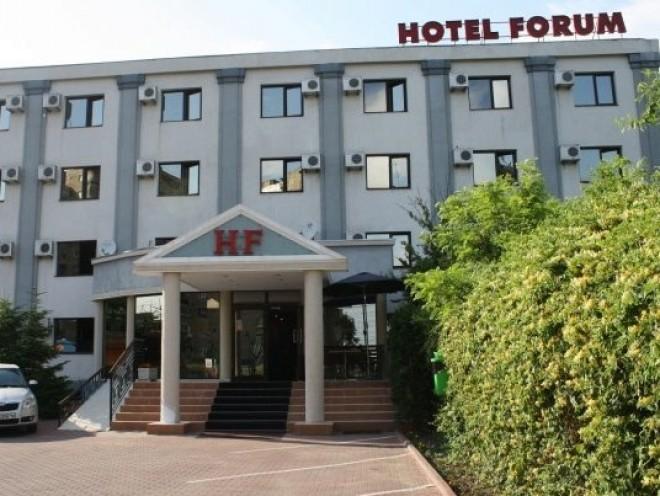 Hotelul FORUM din Ploiești angajează MANAGER