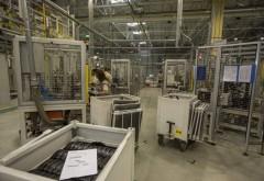 Fabrică nouă deschisă în Prahova. 300 de locuri noi de muncă