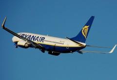 Ryanair angajează 100 de oameni fără experienţă