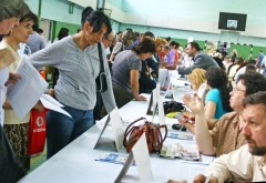 Bursa locurilor de muncă de la Ploiești și Câmpina. Aproape 60 de firme fac recrutări