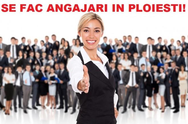Se fac angajari in Ploiesti! O firma de HR recruteaza in perioada 15 Martie – 25 Aprilie 71 de persoane, in domenii diverse