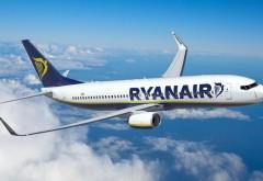 Val uriaș de angajări la Ryanair. Se caută 200 de însoțitori de bord, selecții la București, Cluj şi Timișoara