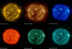 """Cele mai detaliate fotografii ale Soarelui surprinse vreodată, publicate de NASA! """"Ne depășesc așteptările""""!"""