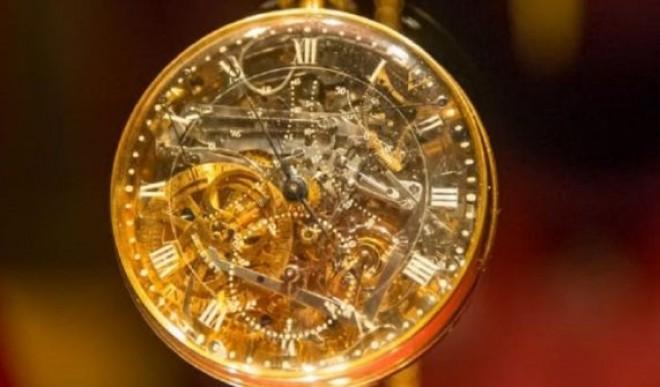 Istoria FASCINANTA a ceasului de 25 de milioane de euro, realizat in 44 de ani. Creatorul si destinatarul n-au apucat sa-l vada!