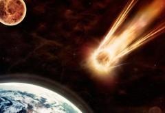 Asteroidul de două ori cât cea mai mare clădire din lume se apropie cu viteză de Pământ