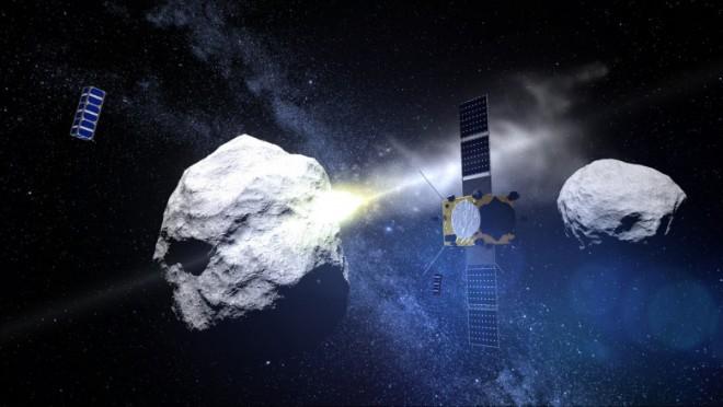 Filmul Armaggedon devine realitate: NASA lansează o navetă care va intra intenționat într-un asteroid pentru a-i modifica orbita