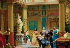 Corupţia şi jocurile politice în Imperiul Roman